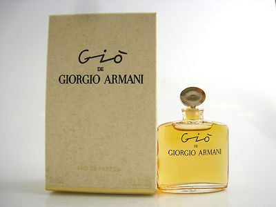 Gio for Women by Giorgio Armani EDP Miniature Splash 0.17 oz - Cosmic-Perfume