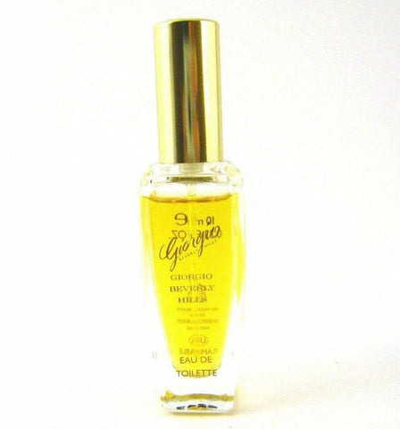 Giorgio for Women by Giorgio Beverly Hills EDT Spray 0.33 oz  (Unboxed) - Discount Fragrance at Cosmic-Perfume