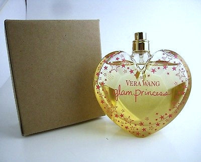 Glam Princess for Women by Vera Wang EDT Spray 3.4 oz (Tester) - Discount Fragrance at Cosmic-Perfume