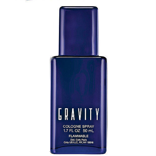 GRAVITY for Men by Coty Cologne Spray 1.7 oz (Unboxed) - Discount Fragrance at Cosmic-Perfume