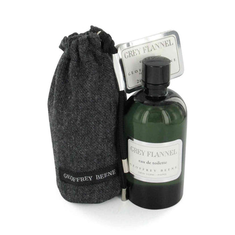 Grey Flannel for Men by Geoffrey Beene EDT Spray 4.0 oz - Discount Fragrance at Cosmic-Perfume