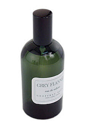 Grey Flannel for Men by Geoffrey Beene EDT Spray 4.0 oz (Tester) - Discount Fragrance at Cosmic-Perfume
