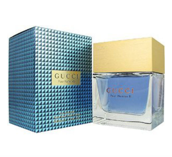 Gucci pour Homme II for Men by Gucci EDT Spray 3.3 oz - Cosmic-Perfume