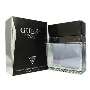 Guess Seductive Homme for Men by GUESS! EDT Spray 3.4 oz - Discount Fragrance at Cosmic-Perfume