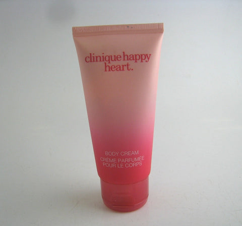 Happy Heart for Women by Clinique Perfumed Body Cream 2.5 oz (Unboxed) - Discount Bath & Body at Cosmic-Perfume