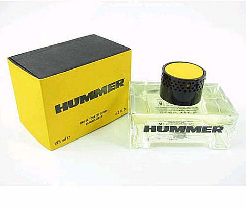 Hummer Cologne for Men by Hummer EDT Spray 4.2 oz - Cosmic-Perfume