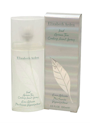 Iced Green Tea for Women by Elizabeth Arden EDT Spray 3.3 oz (New in Box) - Discount Fragrance at Cosmic-Perfume