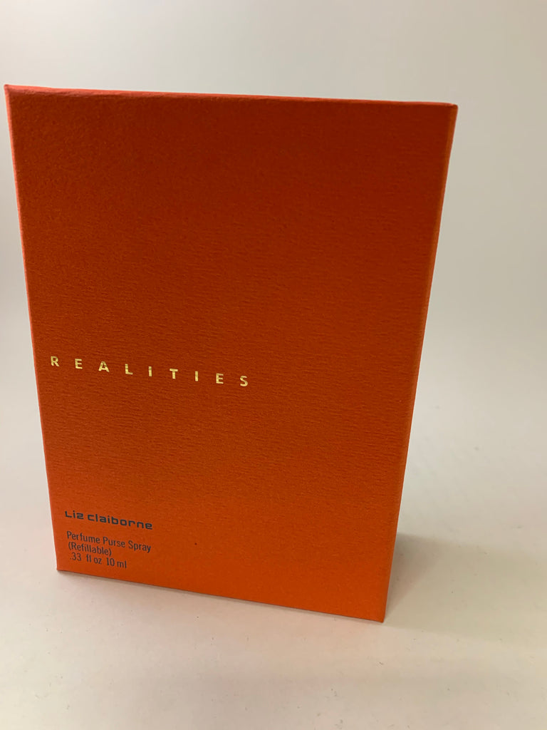 Realities Classic for Women by Liz Claiborne Perfume Purse Spray Refillable 0.33 oz