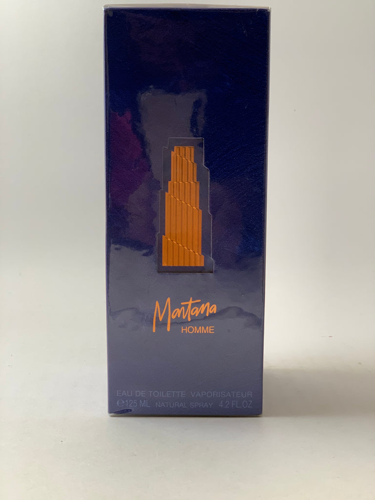 Montana Homme for Men by Claude Montana EDT Spray 4.2 oz