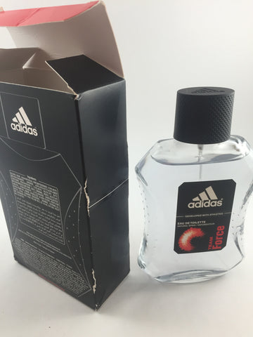 Adidas TEAM FORCE for Men by Coty EDT Spray 3.4 oz *Damaged Box - Discount Fragrance at Cosmic-Perfume - 1