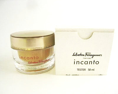 Incanto for Women Salvatore Ferragamo Fragrance Gel 1.7 oz (Tester) - Cosmic-Perfume