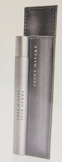 L'EAU D'ISSEY for MEN by Issey Miyake EDT Travel Pen Spray 0.33 oz - NEW IN CASE - Cosmic-Perfume