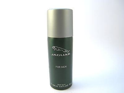 Jaguar for Men (Green) by Jaguar Body Spray 5.0 oz - Cosmic-Perfume