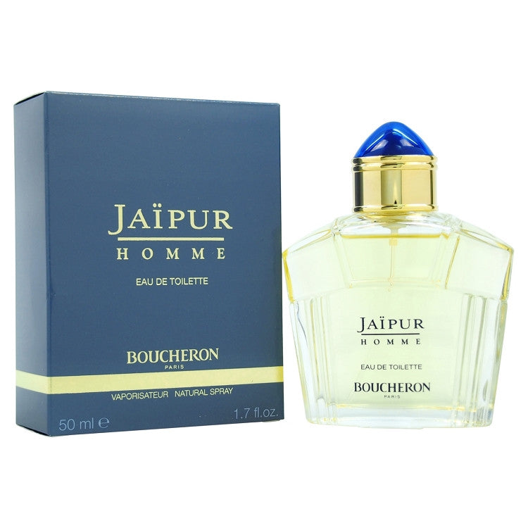 Jaipur Pour Homme for Men by Boucheron EDT Spray 3.4 oz (New in Box) - Cosmic-Perfume