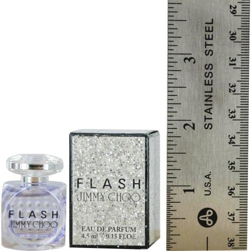 Jimmy Choo Flash for Women EDP Miniature Splash 0.15 oz (New in Box) - Discount Fragrance at Cosmic-Perfume