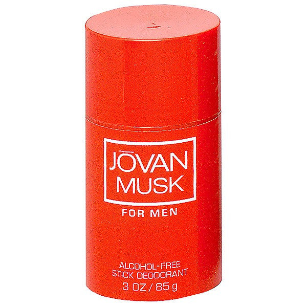 Jovan Musk for Men by Jovan Deodorant Stick 3.0 oz - Cosmic-Perfume