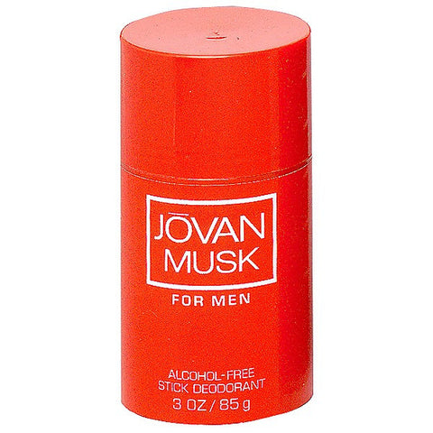 Jovan Musk for Men by Jovan Deodorant Stick 3.0 oz - Discount Bath & Body at Cosmic-Perfume