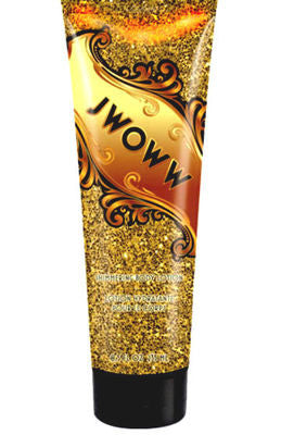 JWOWW for Women by Jenni Farley Shimmering Body Lotion 3.0 oz (Unboxed) - Discount Bath & Body at Cosmic-Perfume