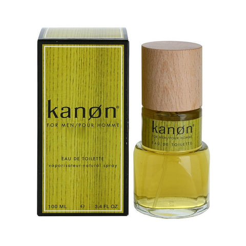 Kanon for Men by Kanon EDT Spray 3.4 oz - Discount Fragrance at Cosmic-Perfume