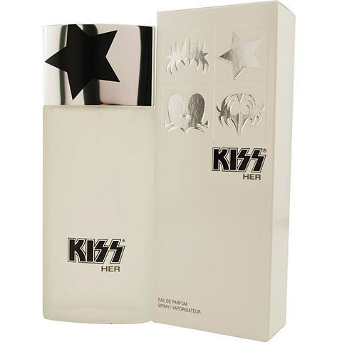 Kiss Her for Women by Kiss EDP Spray 3.4 oz - Discount Fragrance at Cosmic-Perfume
