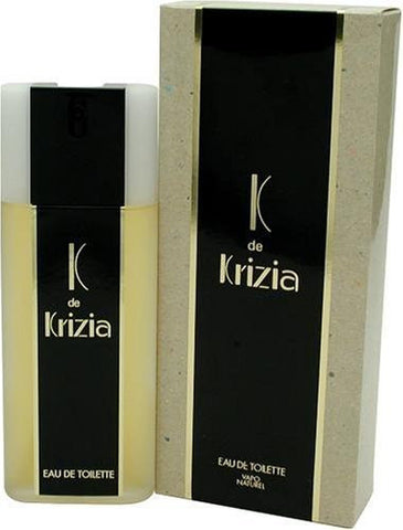 K de Krizia for Women by Krizia EDT Spray 3.3 oz - Discount Fragrance at Cosmic-Perfume
