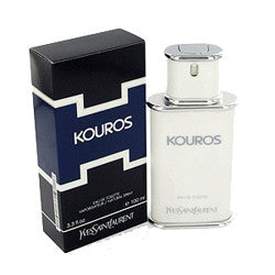 Kouros for Men by Yves Saint Laurent EDT Spray 3.3 oz - Cosmic-Perfume