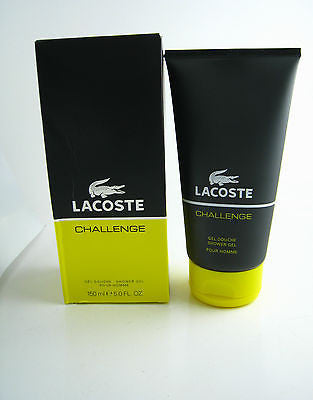 Lacoste Challenge for Men by Lacoste Shower Gel 5.0 oz - Discount Bath & Body at Cosmic-Perfume