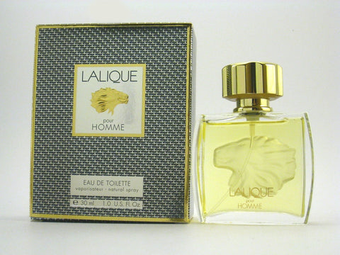 Lalique (Lion) pour Homme for Men by Lalique EDT Spray 1.0 oz - Discount Fragrance at Cosmic-Perfume