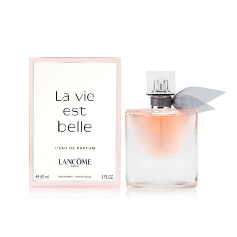 La Vie Est Belle for Women by Lancome L'Eau de Parfum Spray 1.0 oz - Discount Fragrance at Cosmic-Perfume