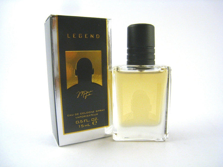 Legend for Men by Michael Jordan Eau de Cologne Travel Spray 0.5 oz - Cosmic-Perfume