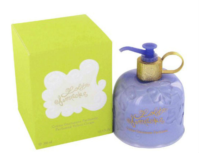 Lolita Lempicka for Women by Lolita Lempicka Perfumed Velvet Body Cream 10.2 oz - Cosmic-Perfume