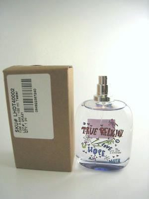 Love Hope Denim for Women by True Religion EDP Spray 3.4 oz (Tester) - Discount Fragrance at Cosmic-Perfume