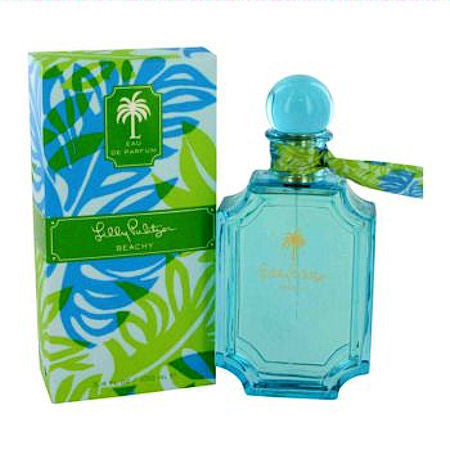 Lilly Pulitzer Beachy for Women by Lilly Pulitzer EDP Spray 3.4 oz - Discount Fragrance at Cosmic-Perfume