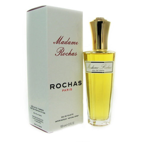 Madame Rochas for Women by Rochas EDT Spray 3.4 oz - Discount Fragrance at Cosmic-Perfume