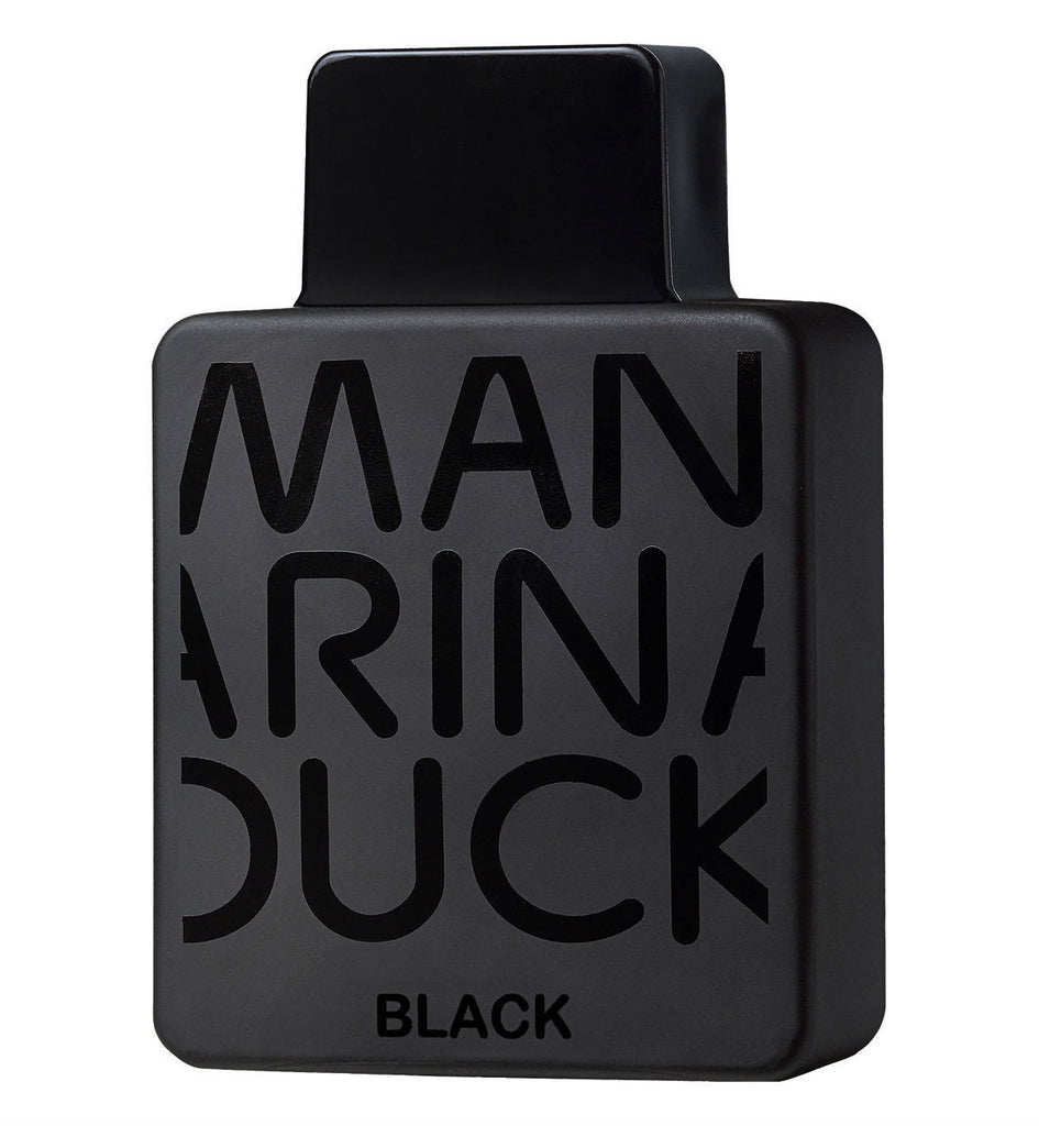 MANDARINA DUCK BLACK for Men EDT Spray 3.4 oz (Tester) - Cosmic-Perfume