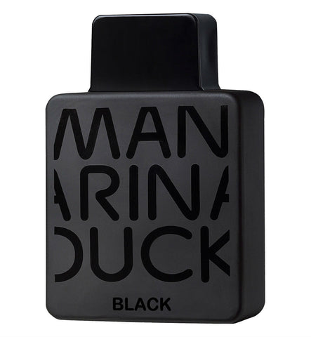 MANDARINA DUCK BLACK for Men by Mandarina Duck EDT Spray 3.4 oz (Tester) - Discount Fragrance at Cosmic-Perfume