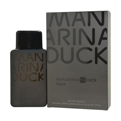 Mandarina Duck Black for Men EDT Spray 1.7 oz - Discount Fragrance at Cosmic-Perfume