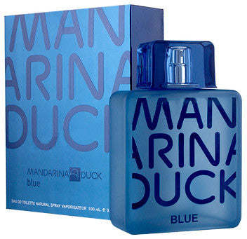 Mandarina Duck Blue for Men by Mandarina Duck EDT Spray 3.4 oz - Cosmic-Perfume