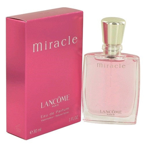 Miracle for Women by Lancome Eau de Parfum Spray 1.0 oz - Discount Fragrance at Cosmic-Perfume