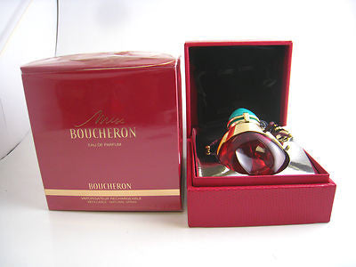 Miss Boucheron for Women Boucheron EDP Refillable Spray 0.33 oz (New in Box) - Discount Fragrance at Cosmic-Perfume