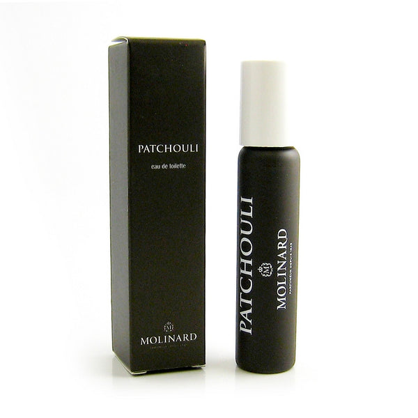 Molinard PATCHOULI Unisex EDT Roll On 0.50 oz (15 ml) - Discount Fragrance at Cosmic-Perfume