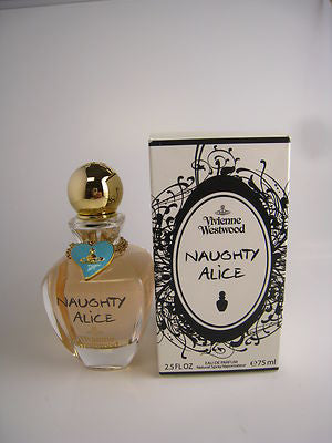 Naughty Alice for Women by Vivienne Westwood EDP Spray 2.5 oz (Tester) - Discount Fragrance at Cosmic-Perfume