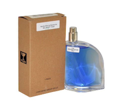 Nautica Blue for Men by Nautica EDT Spray 1.7 oz (Tester) - Discount Fragrance at Cosmic-Perfume