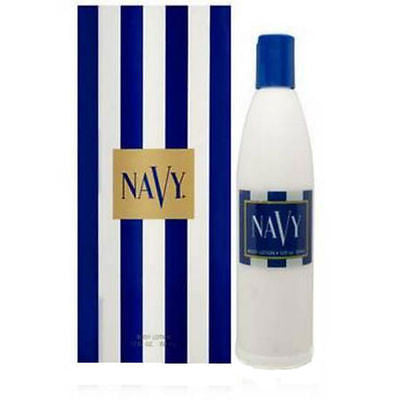 Navy for Women by Dana Body Lotion 12 oz (New in Box) - Cosmic-Perfume