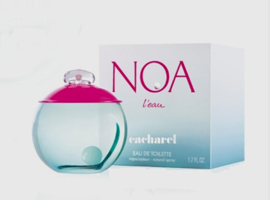 Noa L'eau for Women by Cacharel 2014 EDT Spray 1.7 oz - Cosmic-Perfume