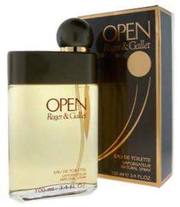 Open for Men by Roger & Gallet EDT Spray 3.4 oz - Cosmic-Perfume