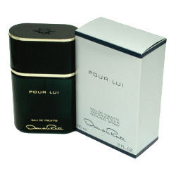Oscar Pour Lui for Men by Oscar de la Renta EDT Spray 3.0 oz - Discount Fragrance at Cosmic-Perfume