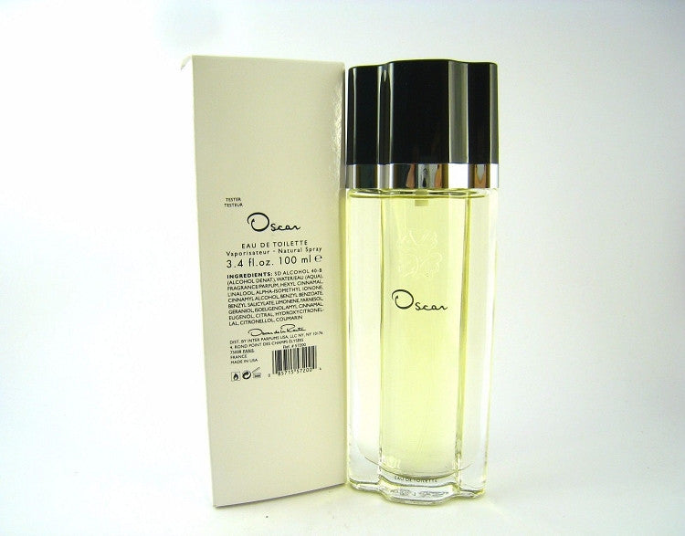 Oscar for Women by Oscar de la Renta EDT Spray 3.4 oz (Tester) - Cosmic-Perfume