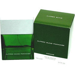 Paradise for Men by Alfred Sung EDT Spray 3.4 oz - Discount Fragrance at Cosmic-Perfume