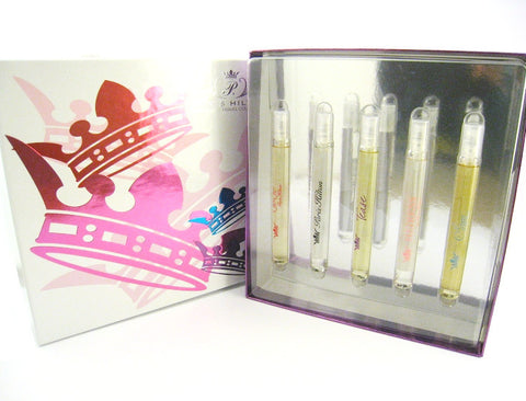 Paris Hilton for Women Variety Fragrance Pen Spray Set x 5 pc - Discount Fragrance at Cosmic-Perfume - 1